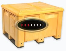 RTP-Magnum-fixed-wall-container-yellow